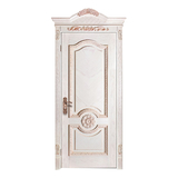 French style wooden door  -MM-411