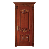 European style wooden door  -MM-307