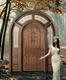 American wooden door -MM-101