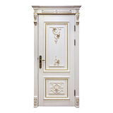 French style wooden door  -MM-404