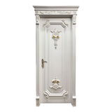 French style wooden door  -MM-402