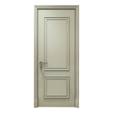 European style wooden door  -MM-310