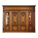 French style wooden door -MM-401