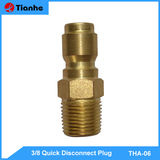 3/8 Quick Disconnect Plug-THA-06