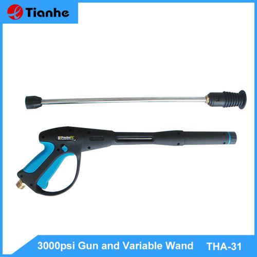 3000psi Gun and Variable Wand-THA-31