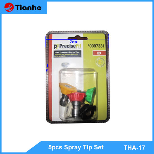 5pcs Spray Tip Set-THA-17