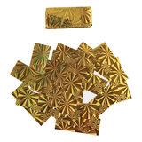 Fireproof retangular -Gold