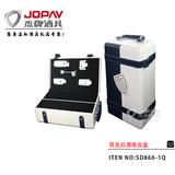 双支红酒皮盒 -SD866-1Q