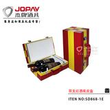 双支红酒皮盒 -SD868-1E