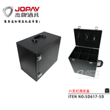 PU box for 3/6 bottles -SD617-5D