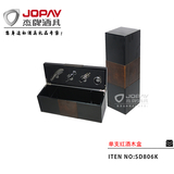 MDF box for 1 bottle -SD806K