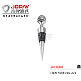 Zinc Alloy Wine Stopper -SD06-27S