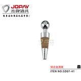 Zinc Alloy Wine Stopper -SD07-41