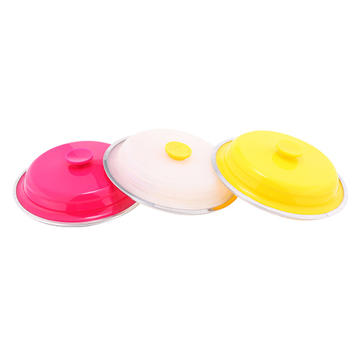 silicone  glass pot lid-CY-145