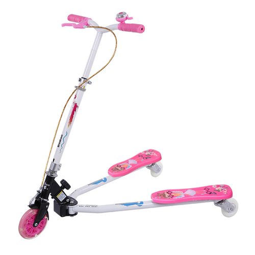 Frog Kick Scooter-8175
