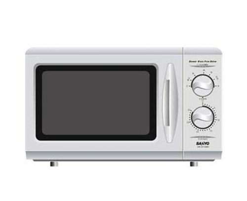 Microwave Oven - 500 Point-