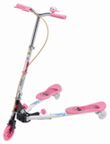 Frog Kick Scooter -8175GD