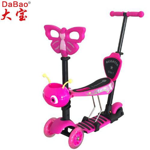 5 in 1 mini kids scooter-DB-HBC-5001-F
