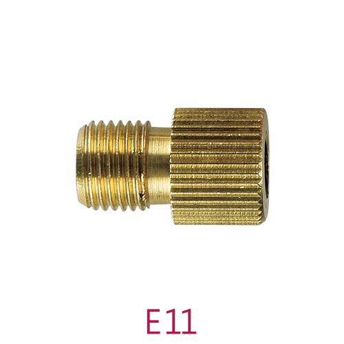 Valve&adaptor-E11