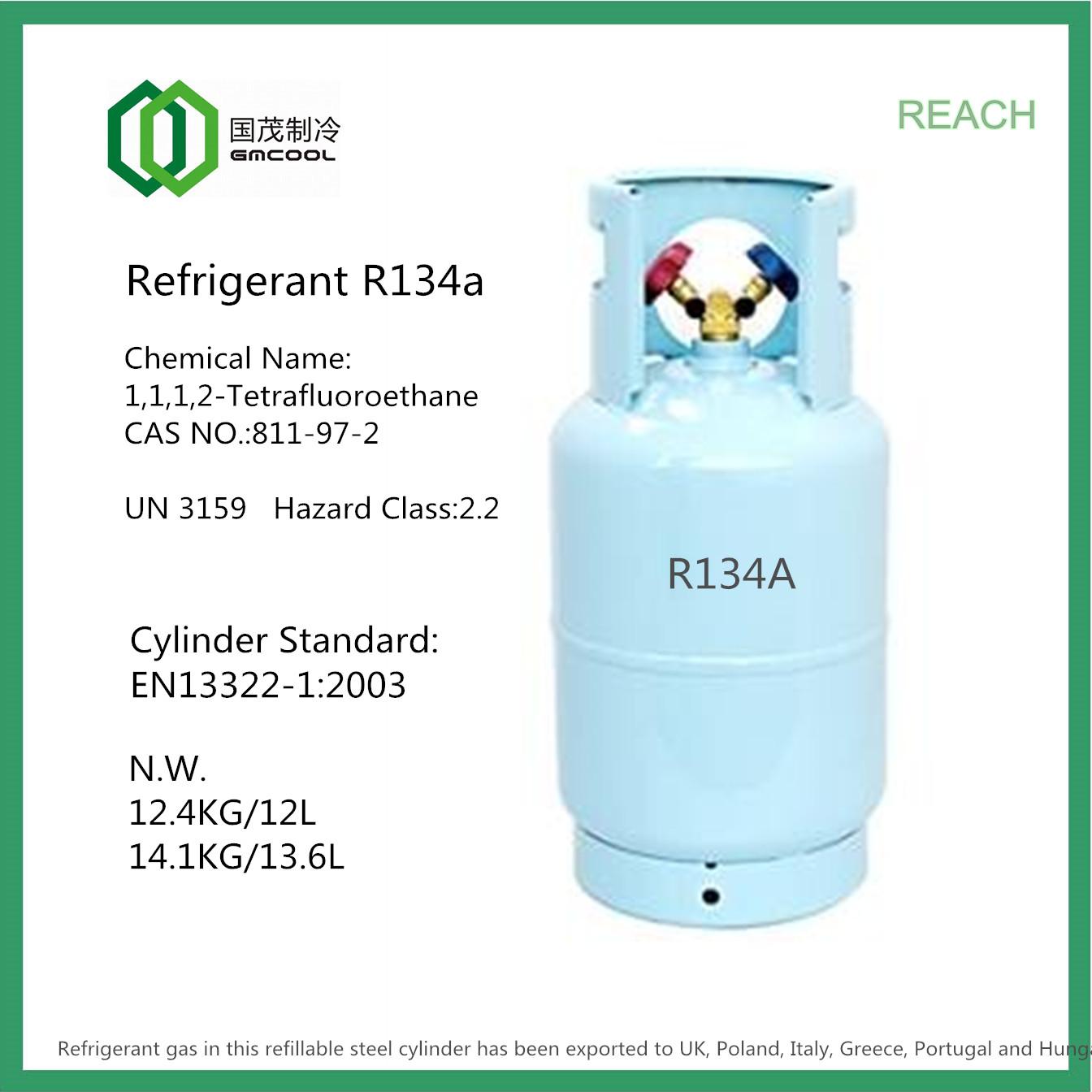 Refrigerants-R134A