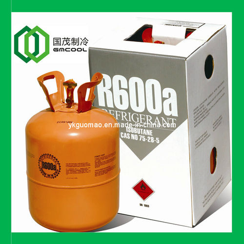 Refrigerants-R600A