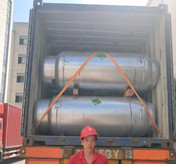 Updated Container Stuffing for Ton Cylinder