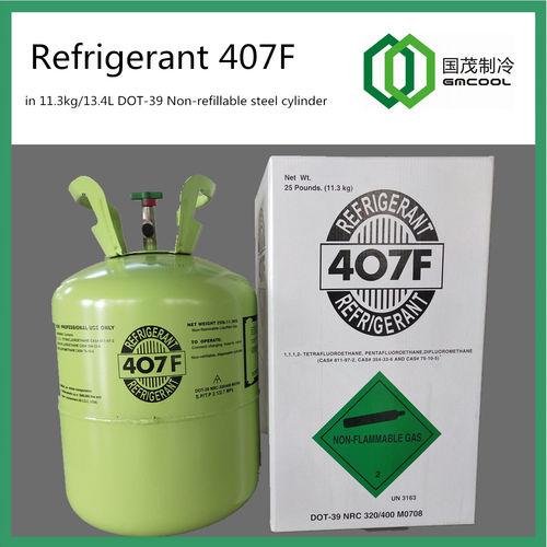 Refrigerants -R407F