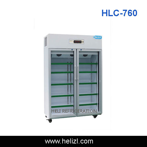 760 Pharmacy refrigerator