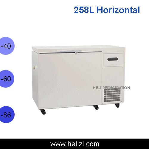 258L Horizontal ULT Freezer-DW-86 W258