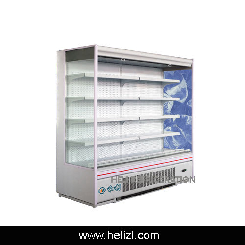 New style Multi Deck Cabinet-SCLF5F-6A
