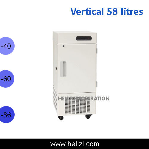 58L Vertical ULT Freezer