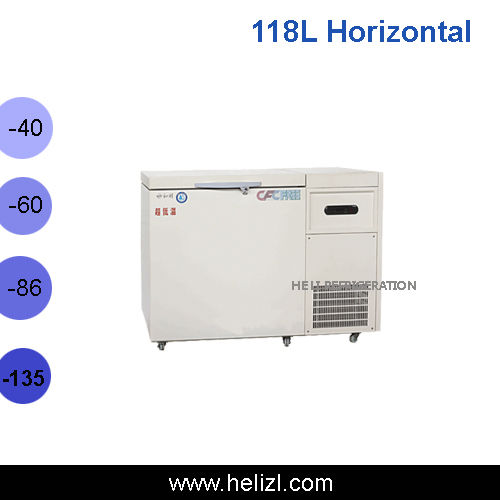 118L Horizontal ULT Freezer