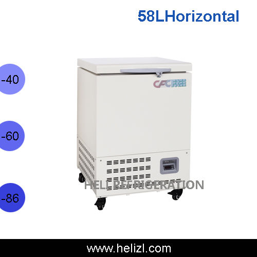 58L Horizontal ULT Freezer-