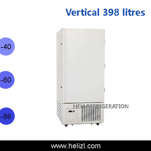 398L Vertical ULT Freezer-DW-86 L398