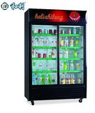 Double door beverage cooler -SC-700