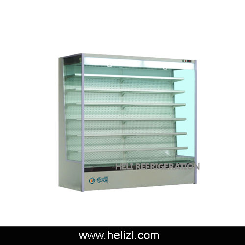 Split Supermarket Multi Deck Cabinet-SCLG3-6A