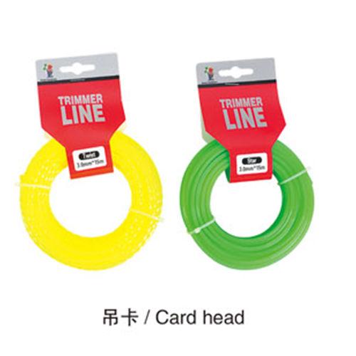 吊卡-Card head