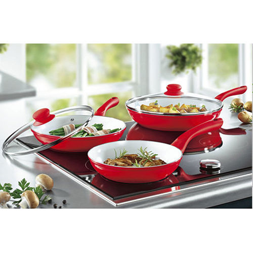 HT-S0502-5pcs fry pan set