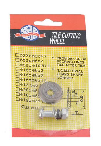 Cutter wheel-8023.0
