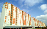 ANNABA housing construction project in Algeria