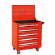 Five with a backplane tool cart-JS-316