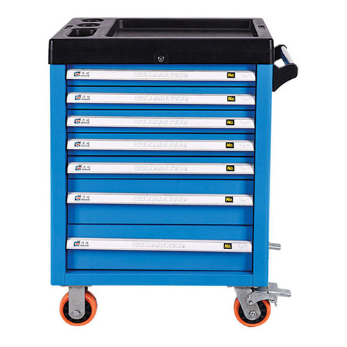 High-end tool cart-JS-309 Seven Drawers.