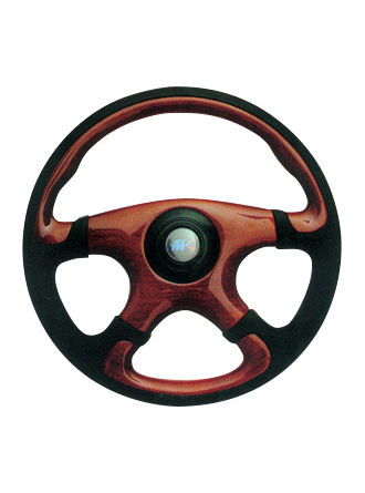 Wooden steering wheel-JLW-9390L