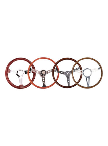 Wooden steering wheel-ODC-001&ODC-002&ODC-007&ODC-008