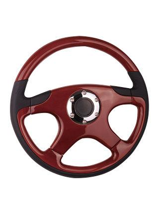Wooden steering wheel-JLW-098