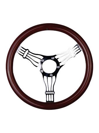 Wooden steering wheel-JLW-113