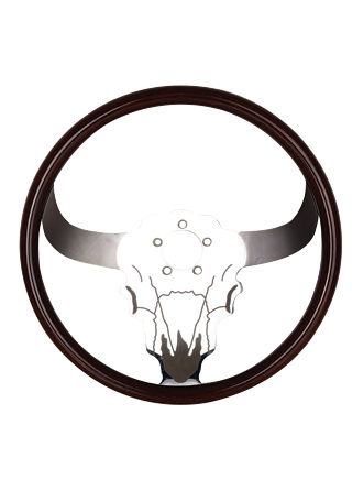 Wooden steering wheel-JLW-109