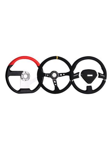 Leather steering wheel-JLL-050&JLL-052&JLL-053