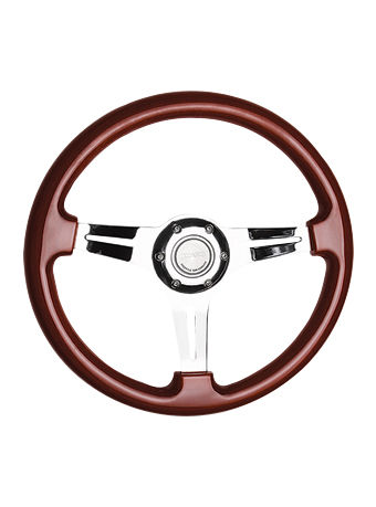 Wooden steering wheel-JLW-024