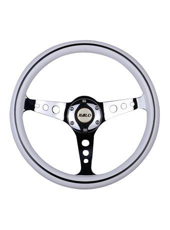 Wooden steering wheel-JLW-104